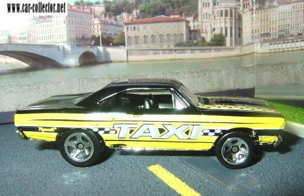 70 plymouth roadrunner Taxi rods 2007.051