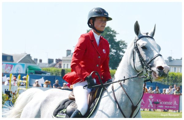 Penelope Leprevost Chantilly Global Champions Tour 2013 a