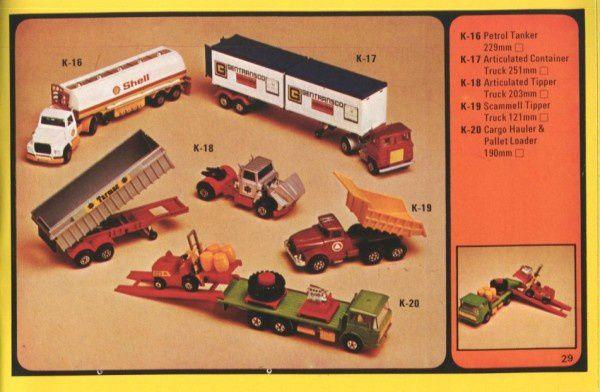 catalogue matchbox 1977 p29