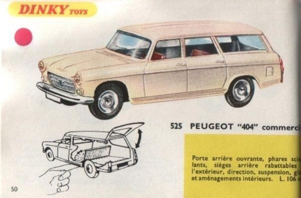 catalogue dinky toys 1968 p050