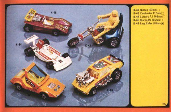 catalogue matchbox 1977 p35