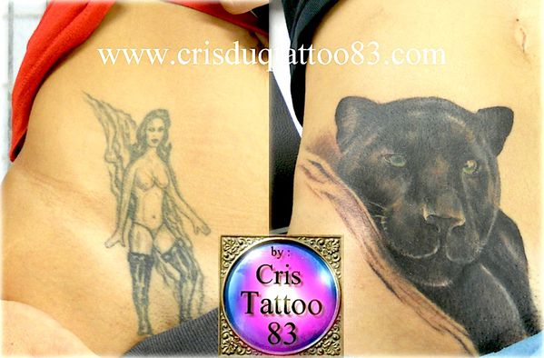 Cover up with Panther