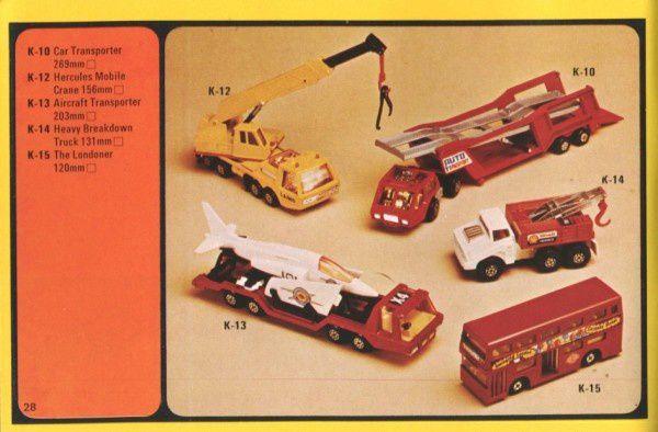 catalogue matchbox 1977 p28