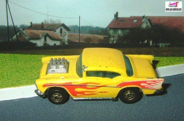 57 chevy moteur modele vendu en 1984