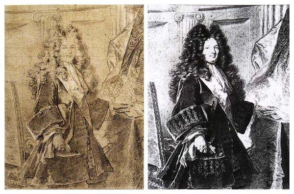 1699 - J.-B. Colbert de Torcy (dessin 1)