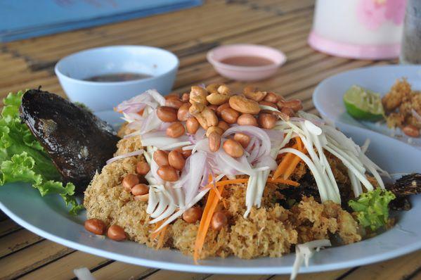 Bangkok sea view restaurant
