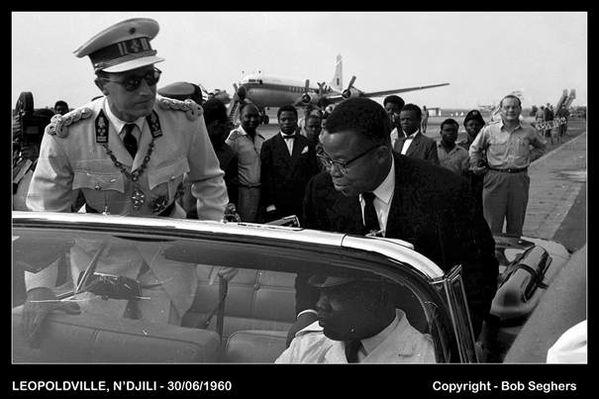 Ndjili 30 juin '60