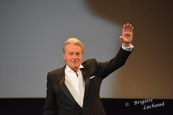 Alain Delon - Festival de Cannes 2013