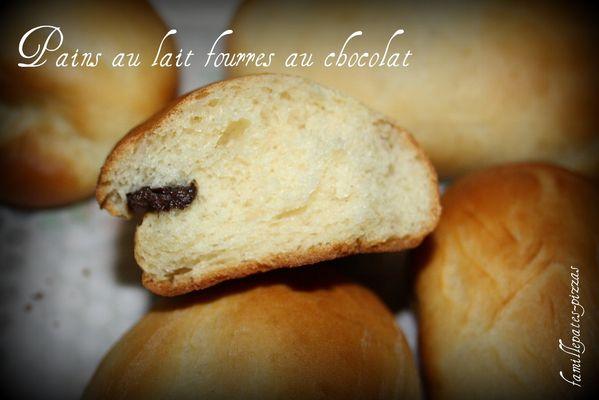 pains au lait au chocolat 3