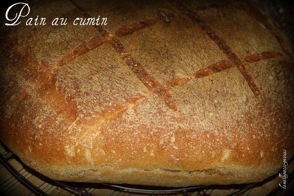 pain au cumin