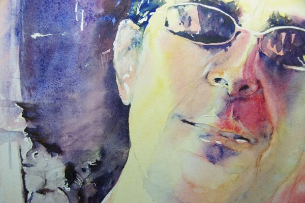 aquarelle portrait jj 6