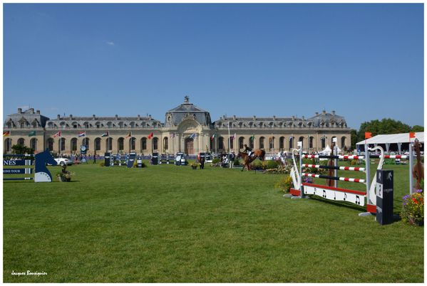 Chantilly grandes ecuries Jumping Global Champions Tour 20