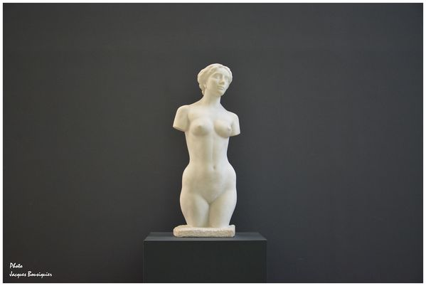 Jeunesse Aristide Maillol Musee Orsay