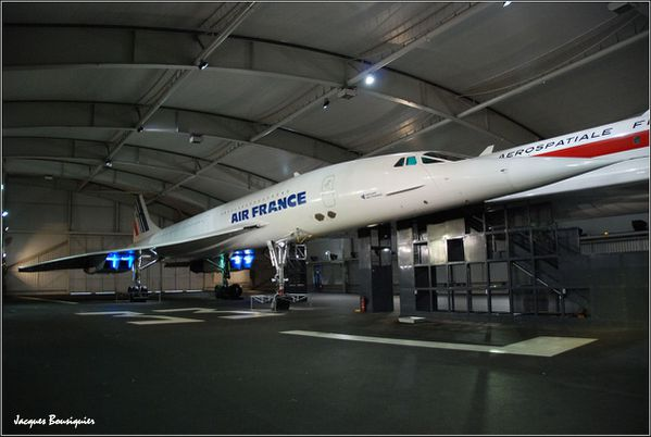 Concorde Musee Air Espace Le Bourget