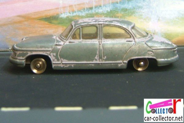 epave panhard pl17 dinky toys n°547 made in france meccano