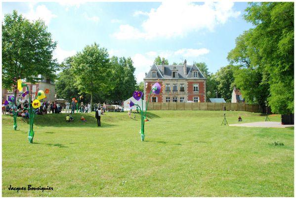 Clermont Oise festival arts de la rue 04