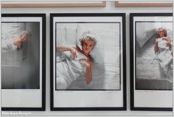 Marilyn Monroe by Dougls Kirkland