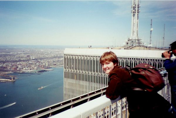 1995 04 WORLD TRADE CENTER Caroline