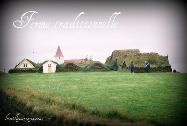 ferme traditionnelle