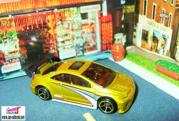 honda civic si coupe 2008.047 hot wheels stars