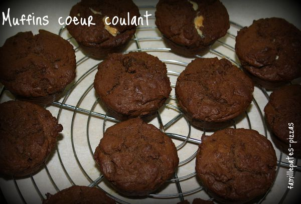 muffins coeur coulant 2