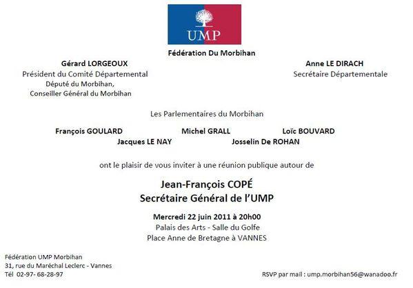 Invitation JFC