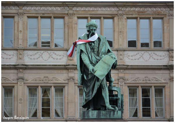 Strasbourg Gutenberg