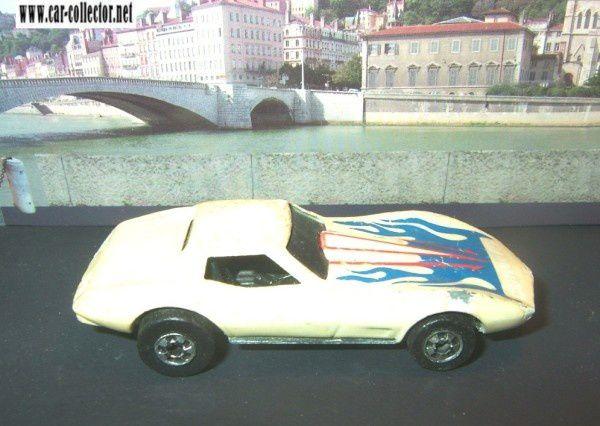 chevrolet corvette stingray 1976 automagic series 1987