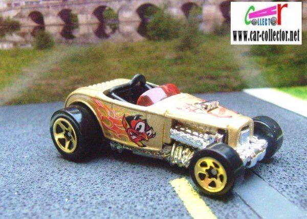 ford deuce roadster hot wheels 2000.238