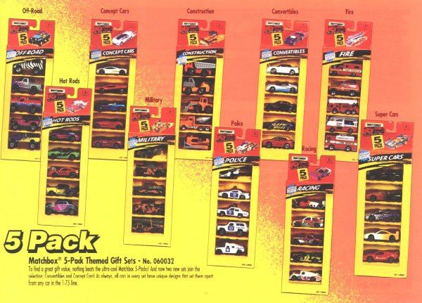 catalogue matchbox 1996.97 b13