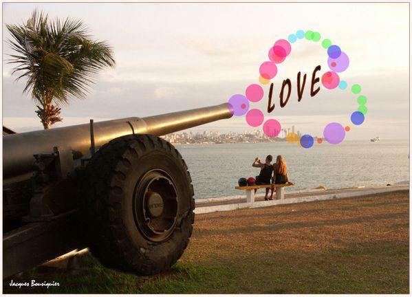 Bresil Salvador de Bahia Love