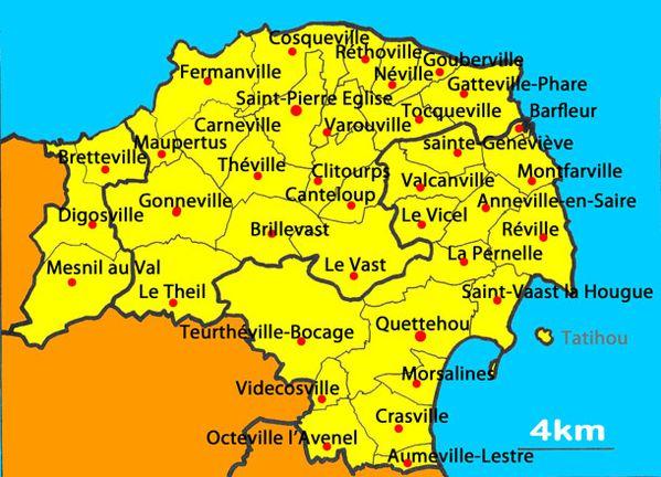 Communes-VAl-de-saire
