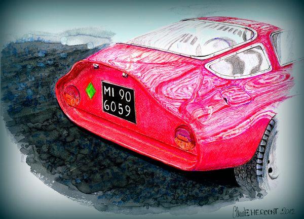 Alfa roméo TZ 1964