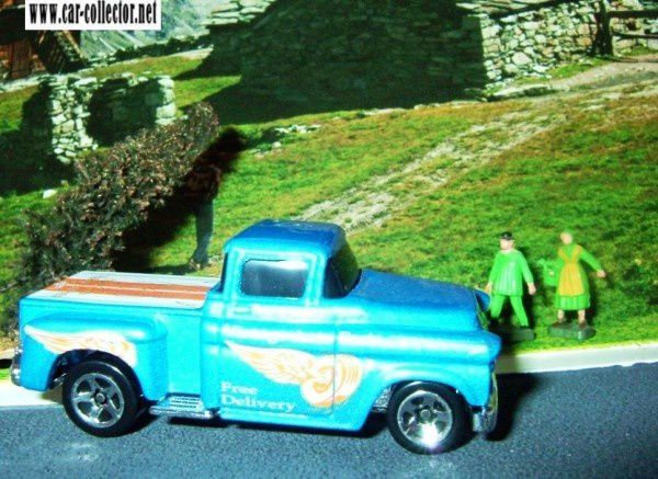 56 flashsider chevrolet cameo pack 5 sonic special