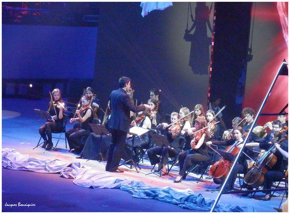 Orchestre Enfoires 2013 Donne moi le temps 1