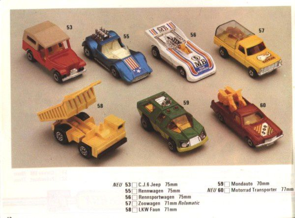 katalog matchbox 1978 p10 jeep cj6