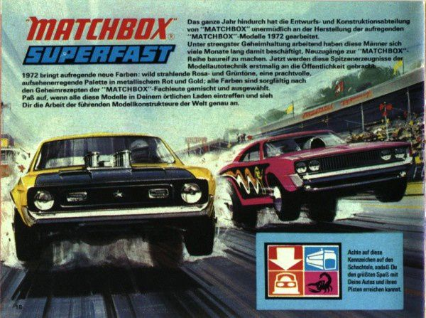 catalogue matchbox 1972-1973 p18 superfast