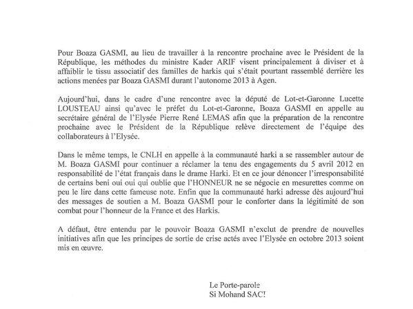 Communiqué de presse COLLECTIF 5 Avril 2012 2