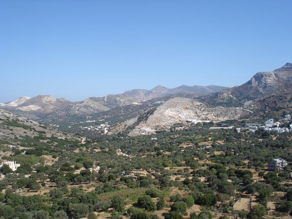 Ascension du Mont Zeus (1001 m) sur l'île de Naxos : un panorama splendide 5