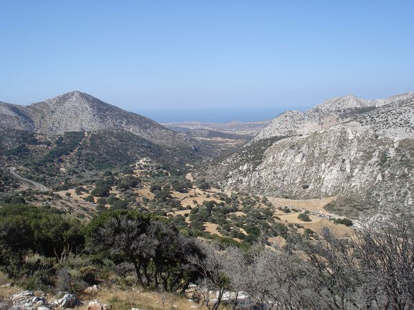 Ascension du Mont Zeus (1001 m) sur l'île de Naxos : un panorama splendide 6