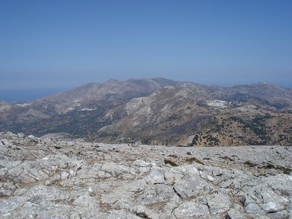 Ascension du Mont Zeus (1001 m) sur l'île de Naxos : un panorama splendide 28