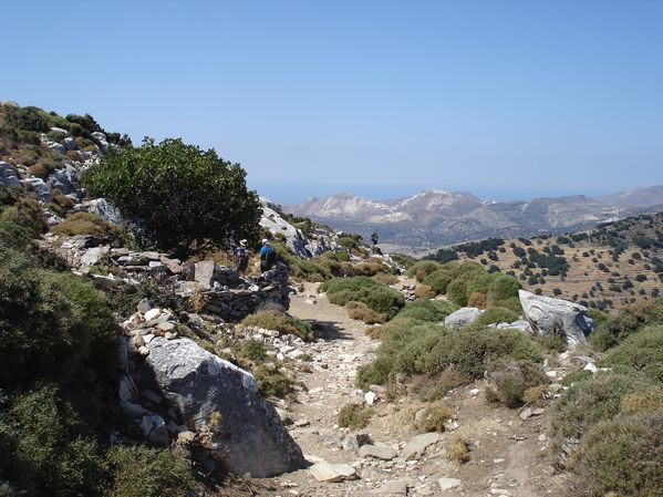 Ascension du Mont Zeus (1001 m) sur l'île de Naxos : un panorama splendide 34