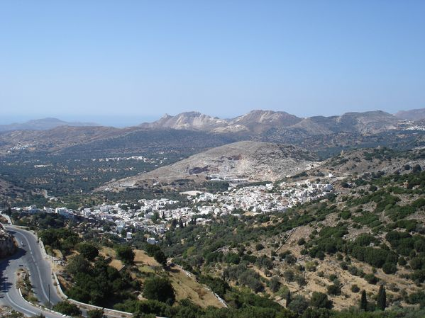 Ascension du Mont Zeus (1001 m) sur l'île de Naxos : un panorama splendide 41