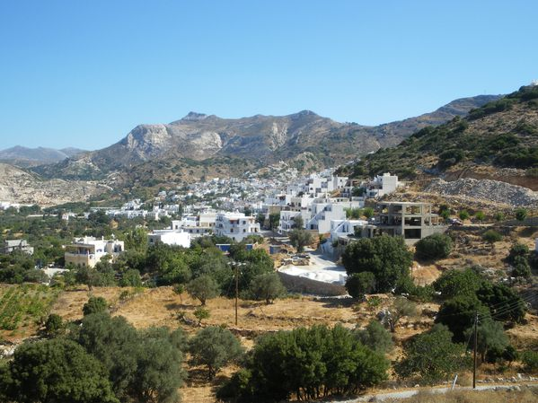 Ascension du Mont Zeus (1001 m) sur l'île de Naxos : un panorama splendide 4