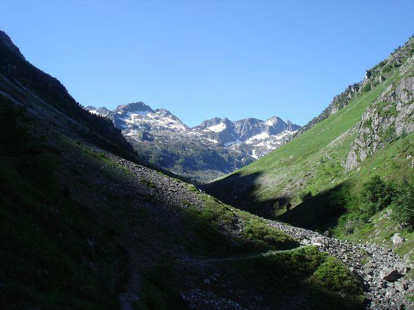 Randonnée Pyrénées : Les lacs de Liantran (1824 m) 9