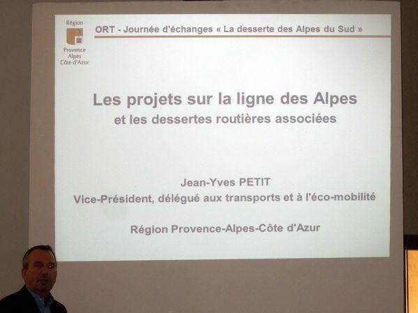 VP 1 présentation