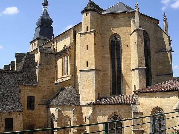 sarlat cathédrale