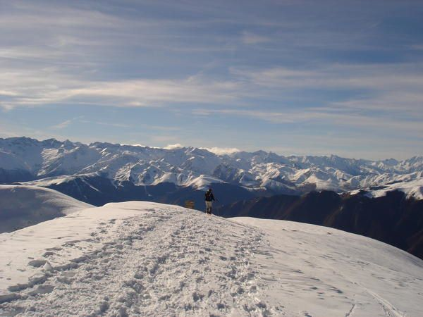 Randonnée dans les Pyrénées au Pic de Bacanère (2193 m)  32