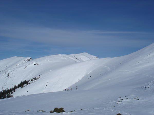 Randonnée dans les Pyrénées au Pic de Bacanère (2193 m) 1