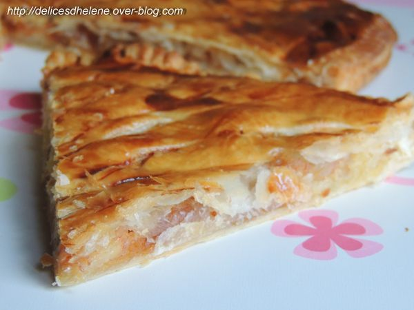 galette des rois banane-caramel beurre salé (6)